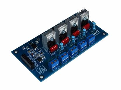 Picture of 4 Channel Ac Programmable SSR Light Dimmer Module Controller Board Arduino Raspberry Compatible 50/60hz …