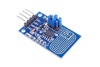 Picture of Capacitive Touch Dimmer LED Dimmer Precise PWM Control Switch Module