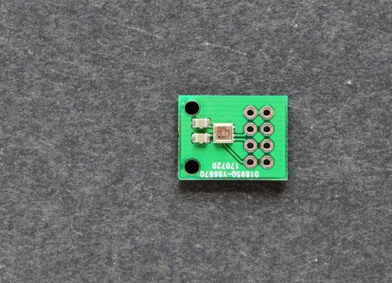 Picture of BME680 environmental gas sensor breakout board