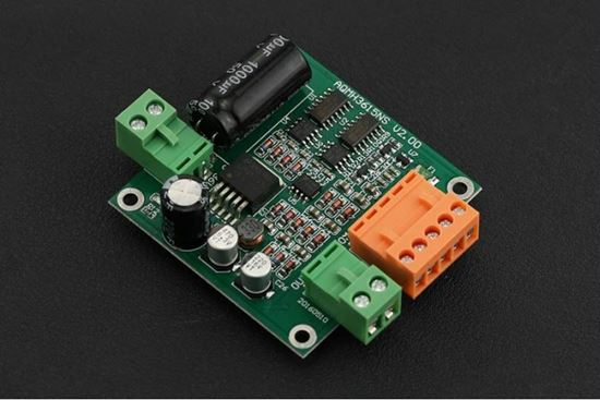 Picture of PWM 15A Single DC Motor LM2575  Driver with UVLO