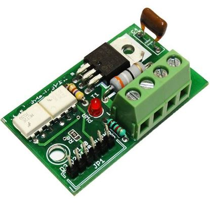 Picture of Digital Dimmer Module 110-220V AC For Microcontrollers 16 Levels 3V or 5V opto-couplers ATMEL PIC