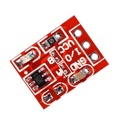 Picture of TTP223B Key Digital Touch Sensor Capacitive Switch Module for Arduino